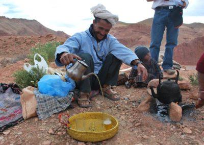 berber families