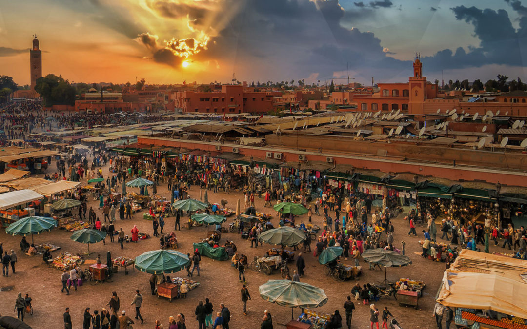 Top 10 things to do in Marrakesh