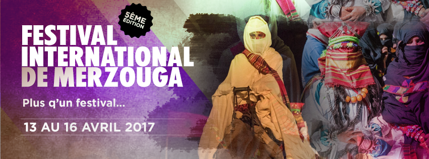 "What is ""The Merzouga international festival "" ?"